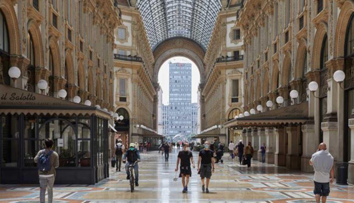 Πτώση 42,1% στις πωλήσεις ειδών μόδας στην Ιταλία το α' τρίμηνο