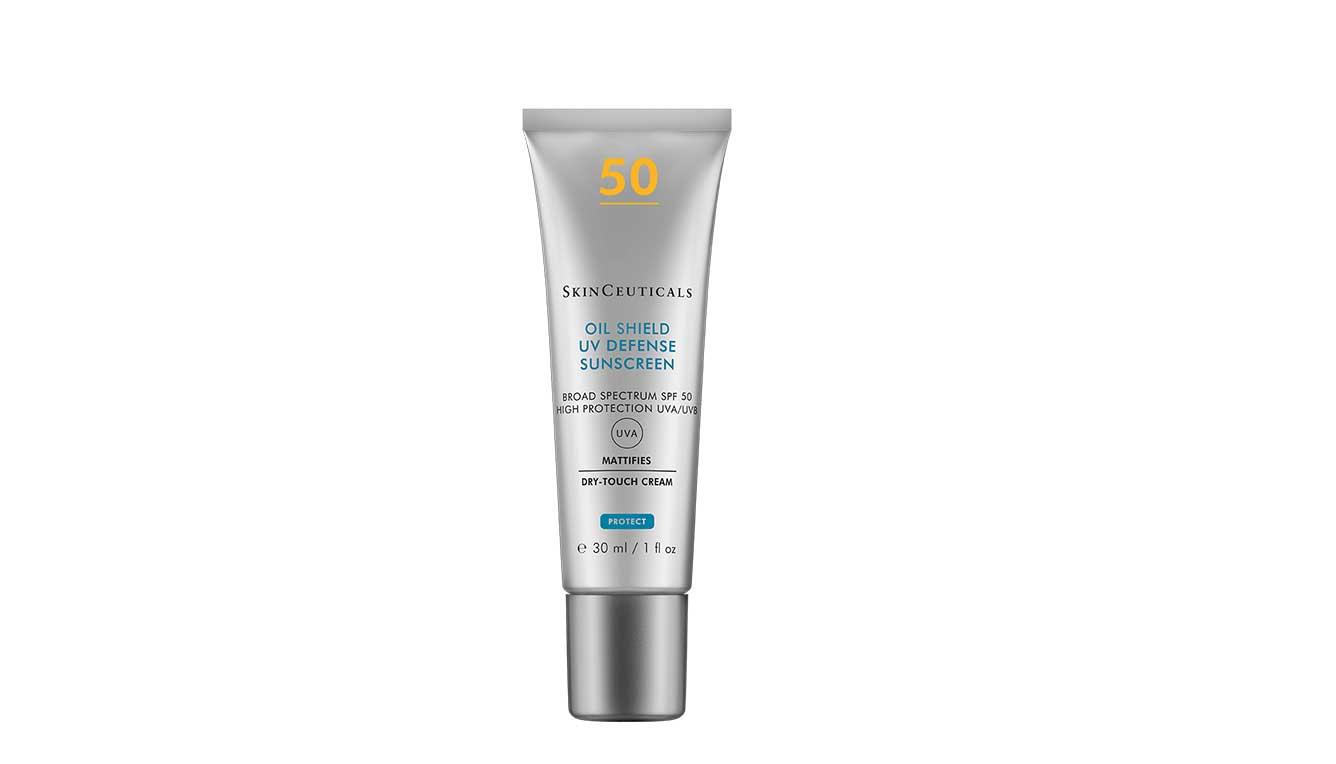 Το αντιηλιακό Oil Shield UV Defense SPF 50 λανσάρει η SkinCeuticals