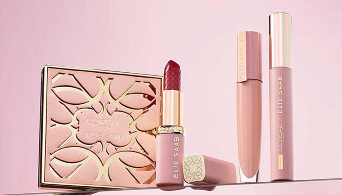 L'Oréal Paris και Elie Saab δημιουργούν limited edition συλλογή μακιγιάζ