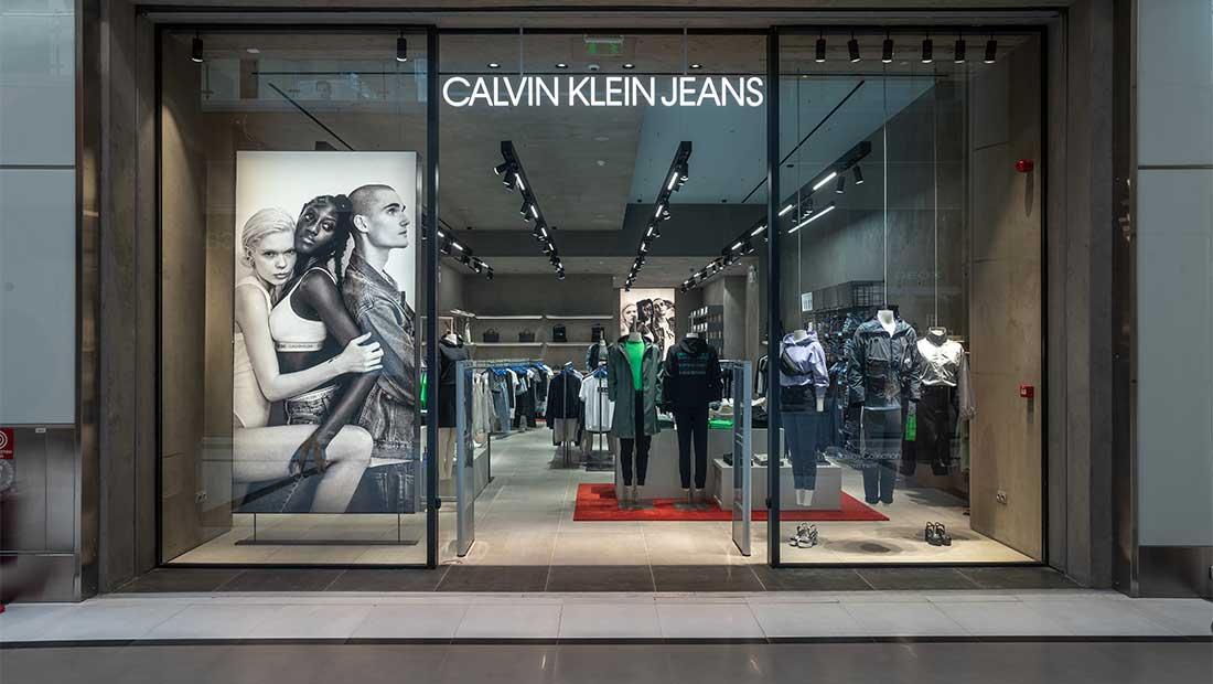 Νέο κατάστημα Calvin Klein Jeans στο Τhe Mall Athens