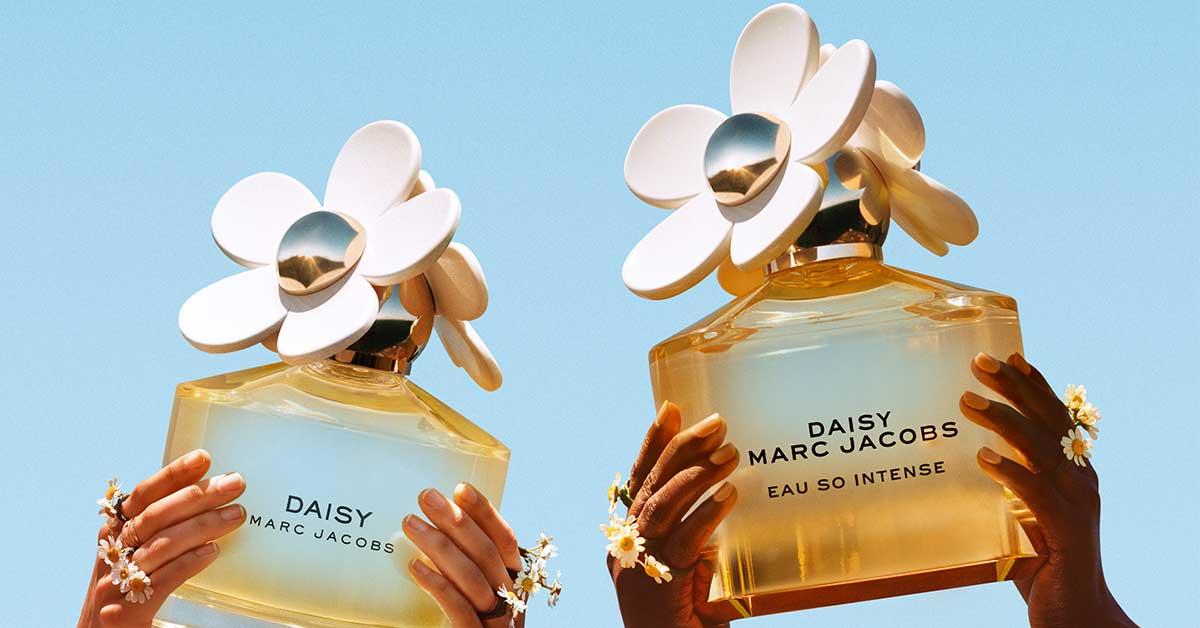 Το Daisy Eau So Intense λανσάρει ο οίκος Marc Jacobs
