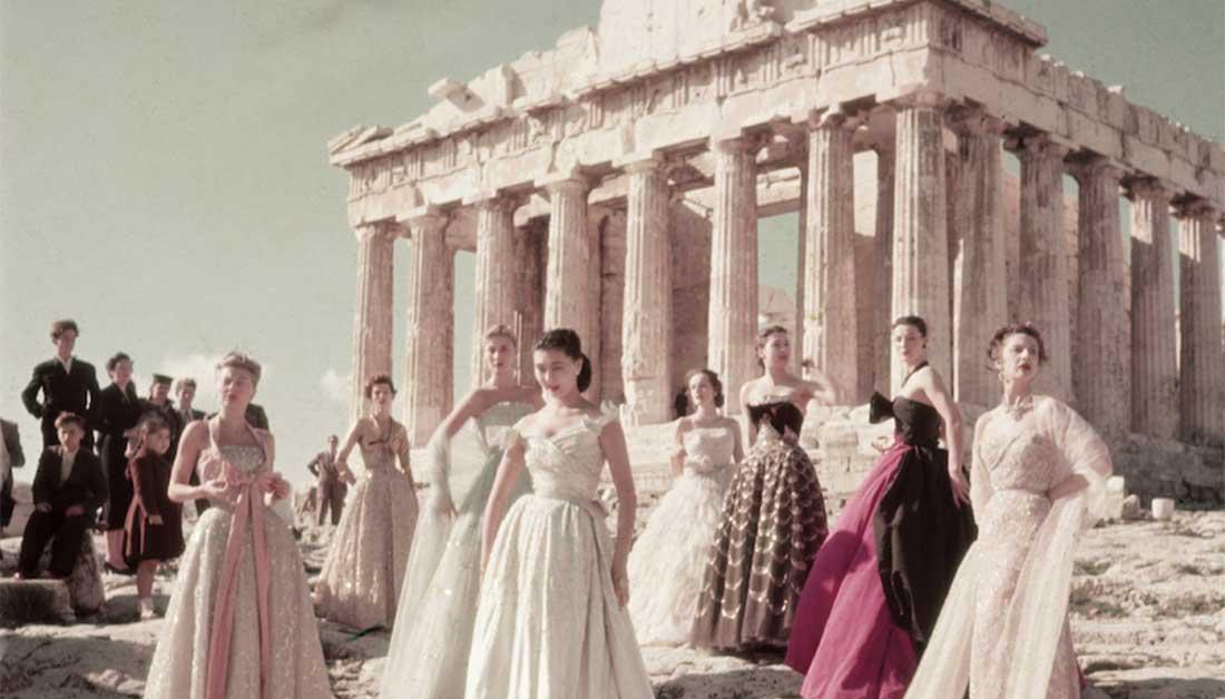 Στο Καλλιμάρμαρο το ντεφιλέ του οίκου Dior
