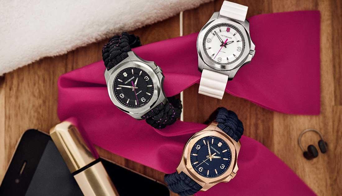 Το νέο ρολόι I.N.O.X. V λανσάρει η Victorinox