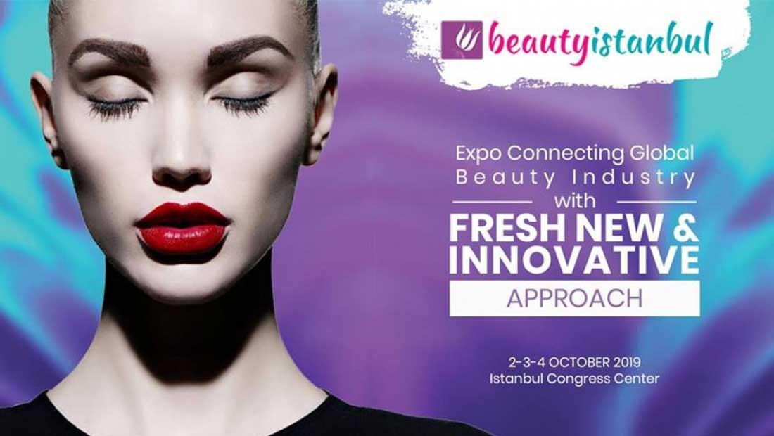 14-16 Οκτωβρίου πραγματοποιείται η έκθεση BeautyIstanbul