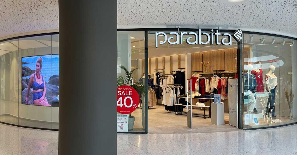 Πλήρως ανακαινισμένο το κατάστημα της Parabita στο River West