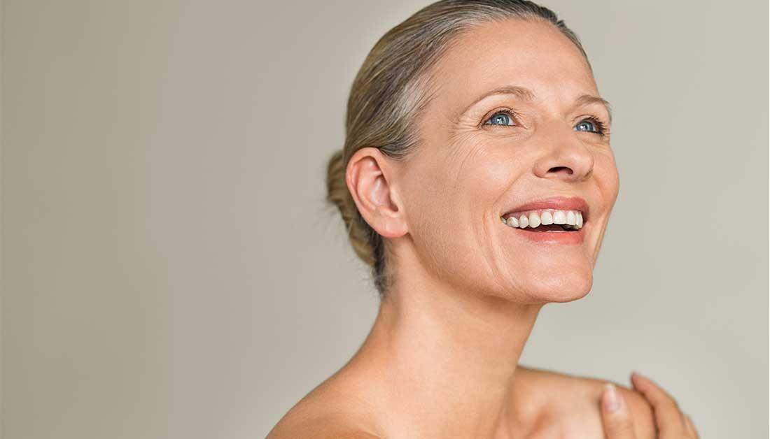 Sur Mesure Αντιγήρανση για το εμμηνοπαυσιακό δέρμα
