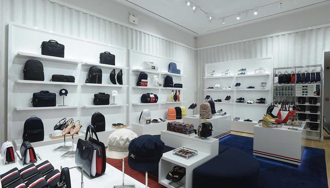 Πρώτο κατάστημα Tommy Hilfiger με αξεσουάρ στην Ελλάδα Στο The Mall Athens