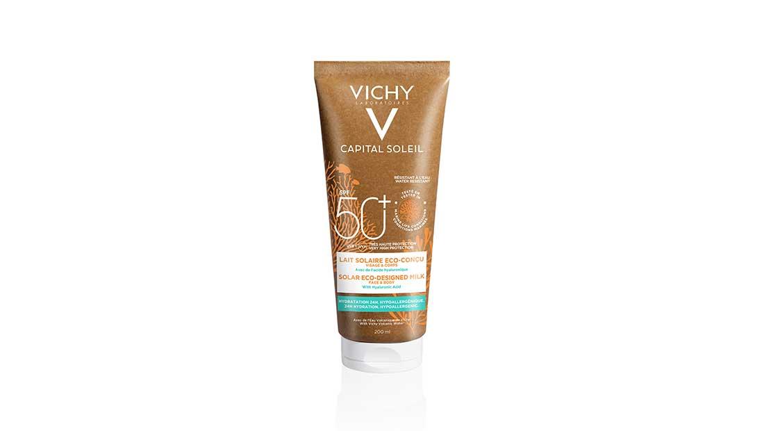 Η Vichy εμπλουτίζει τη σειρά Capital Soleil