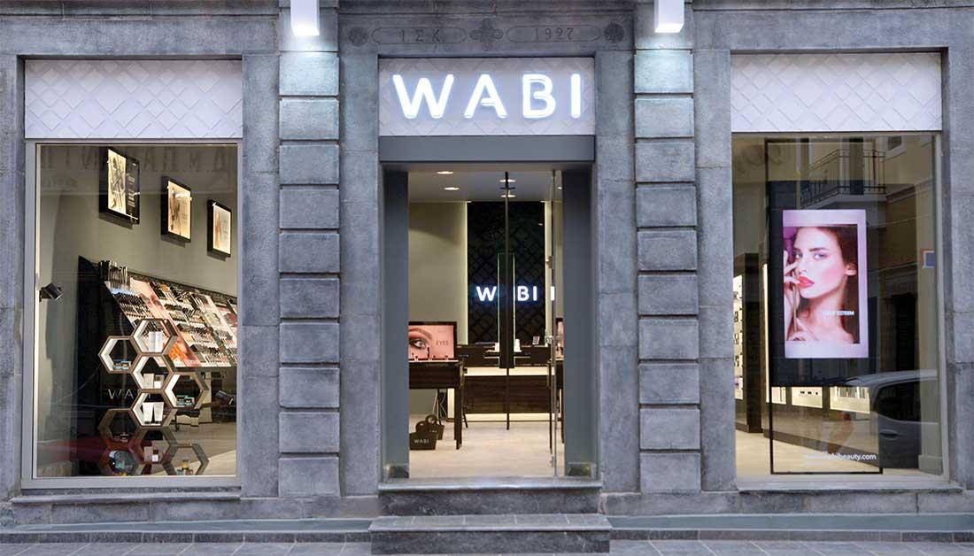 Νέο κατάστημα WABI Beauty στην Κάλυμνο