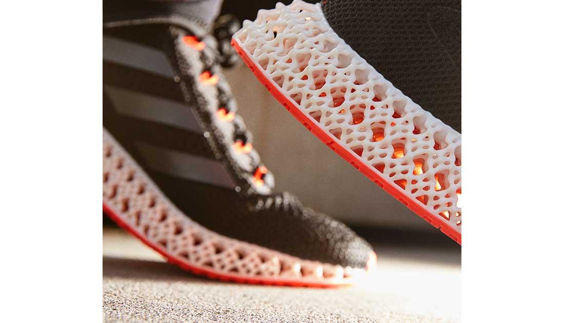 Το νέο Αdidas 4DFWD παρουσιάζει η Adidas