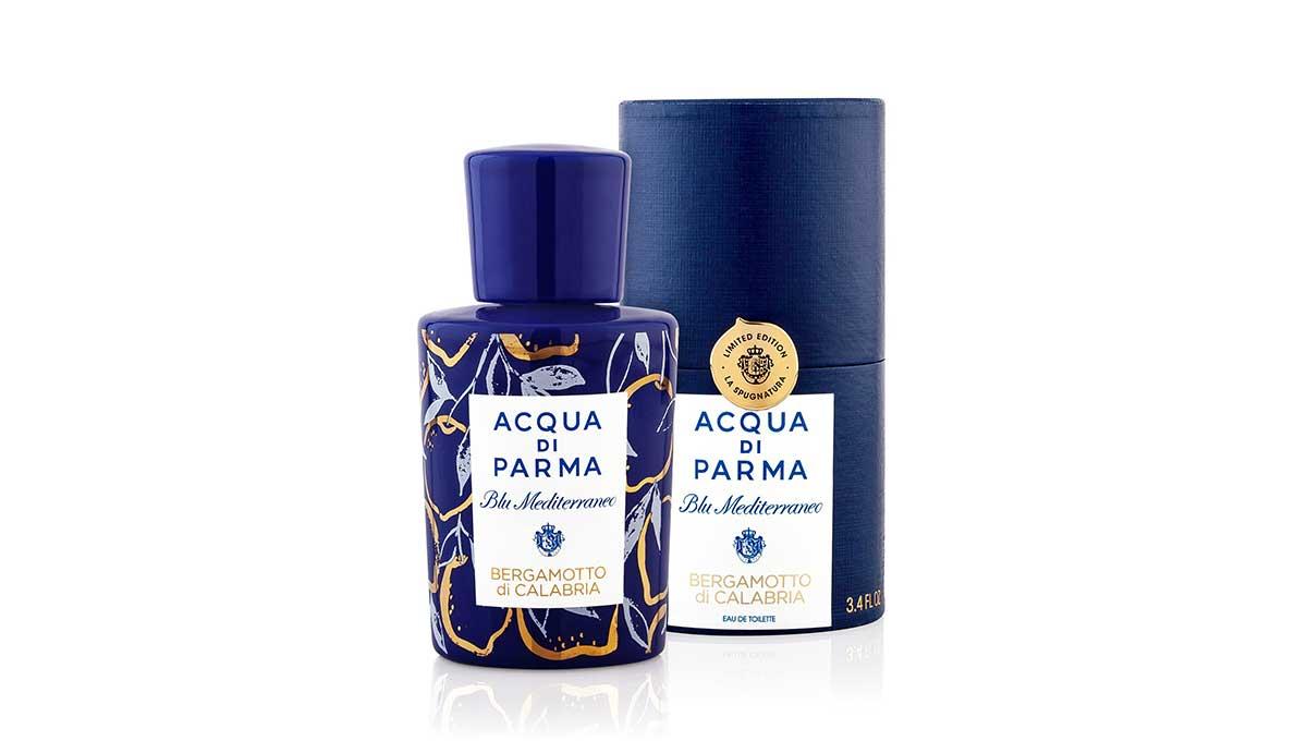 Νέοlimited editionάρωμα απότην Acquadi Parma