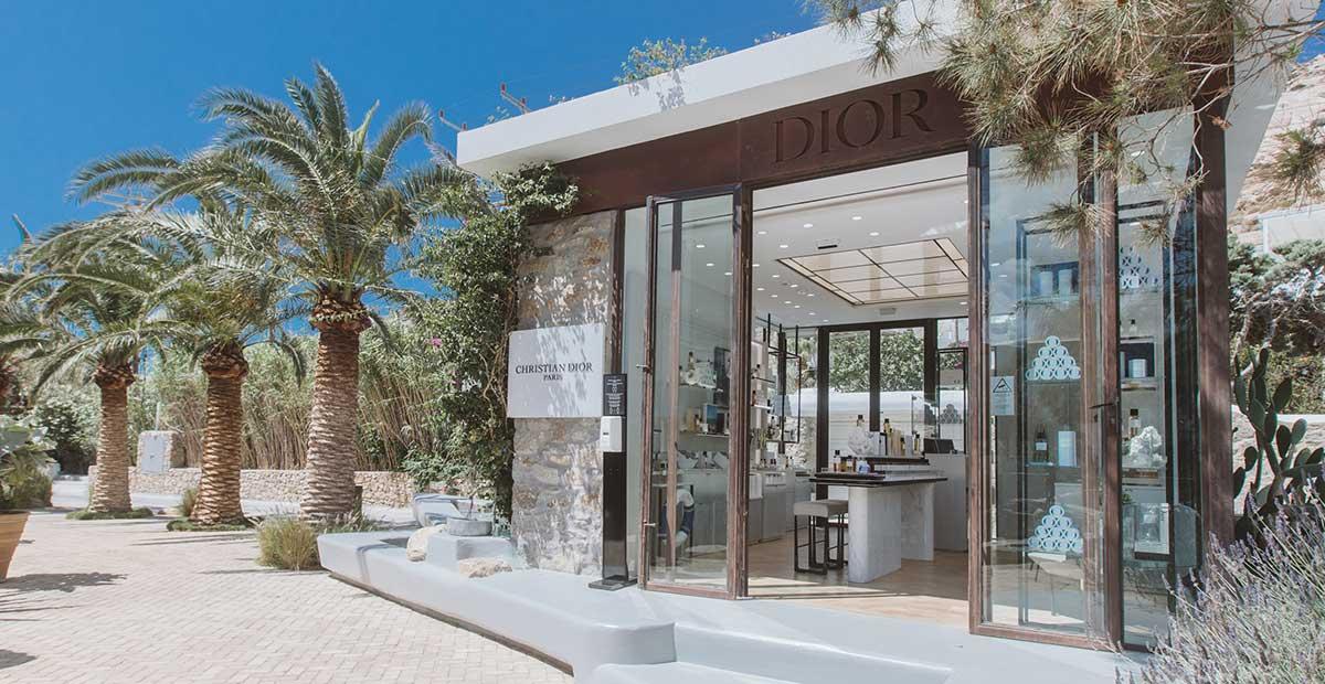 Ανοίγει και φέτος η μπουτίκ La Collection Privée Christian Dior