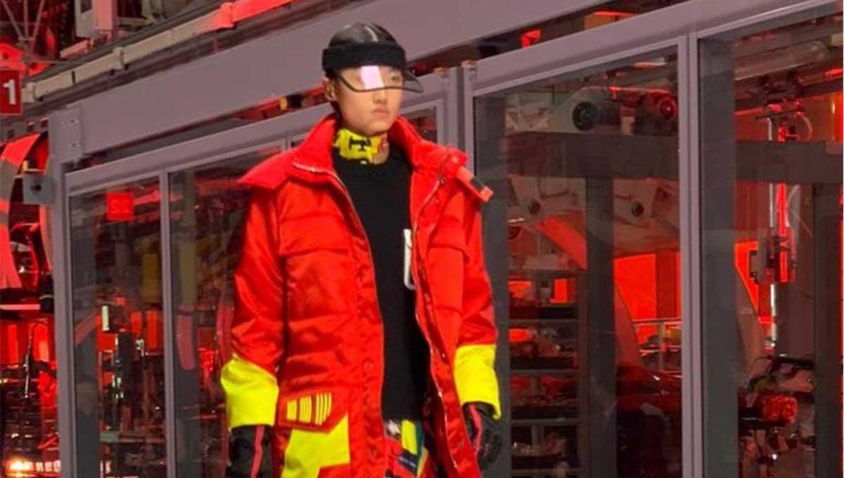 Η Ferrari το κάνει ντεμπούτο της στο fashion