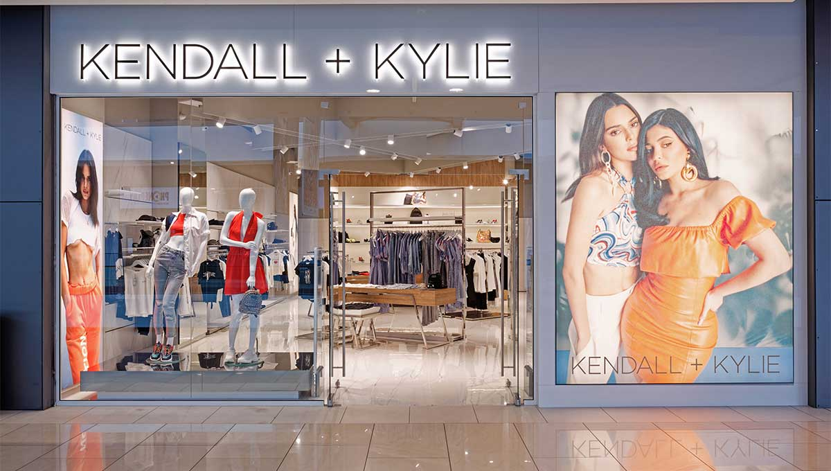 Η FF Group δημιουργεί στη Σόφια το πρώτο κατάστημα Kendall +Kylie στην Ευρώπη