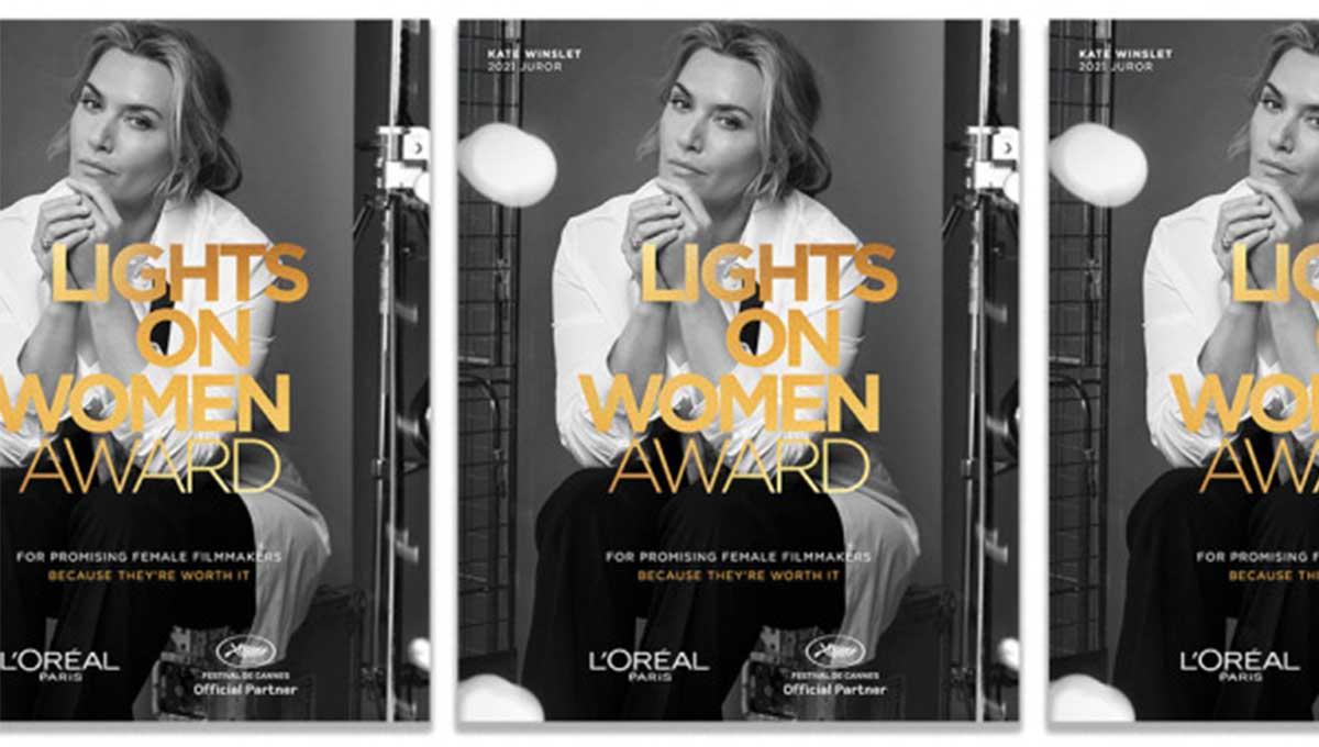 Ντεμπούτο για το βραβείο «Lights on Women» της L'Oréal Paris