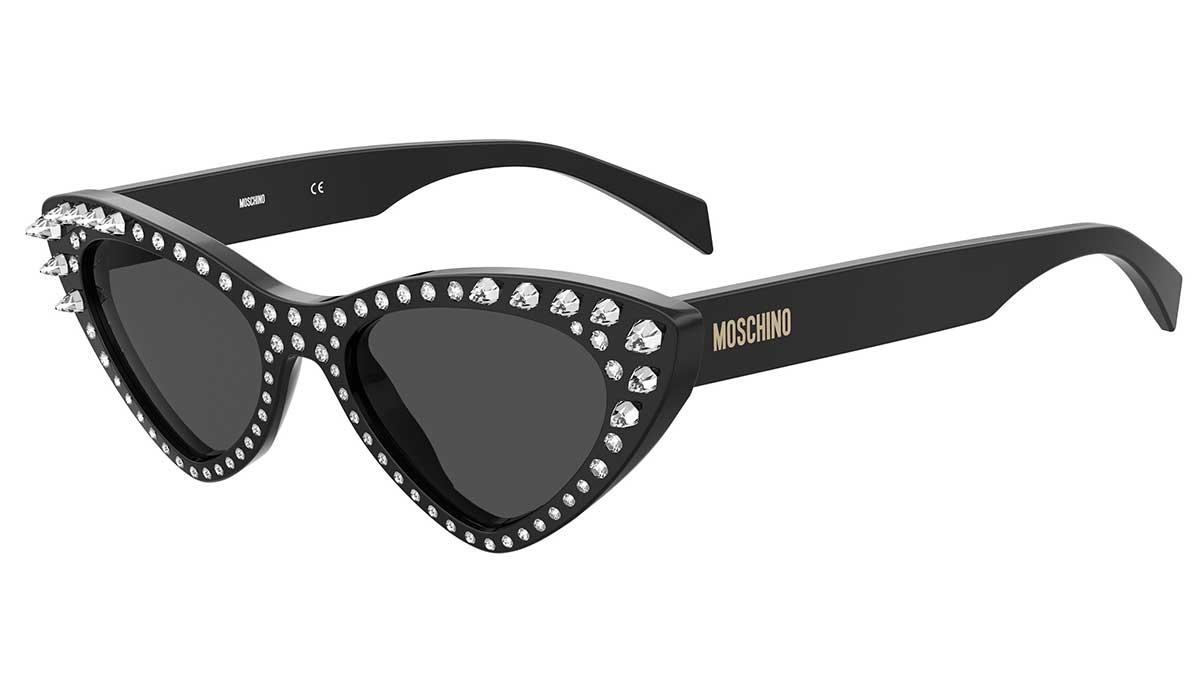 Νέα συλλογή γυαλιών ηλίου και οράσεως Α/Κ 2021 από τηMoschino