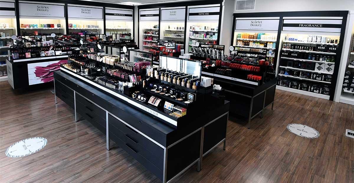 Φυσικό κατάστημα δημιουργεί το Scarletbeauty