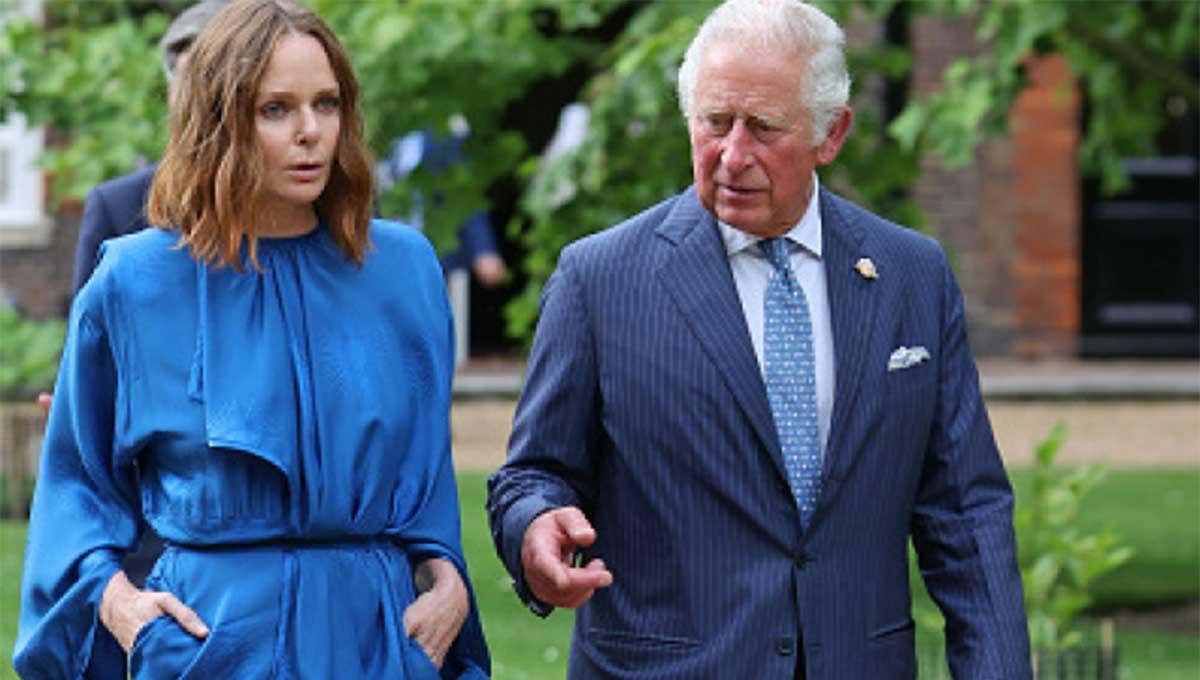 Κίνητρα βιωσιμότητας για τη βιομηχανία της μόδας ζήτησε η Stella McCartney από τους G7