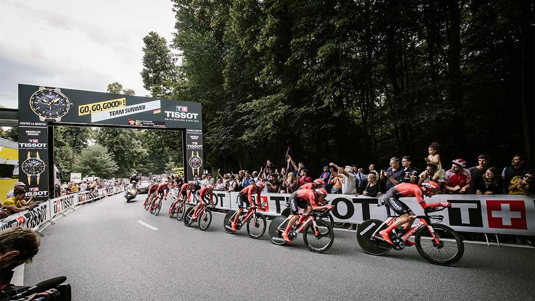 Τη συνεργασία της µε τα µεγάλα ποδηλατικά πρωταθλήµατα ανανεώνει η Tissot