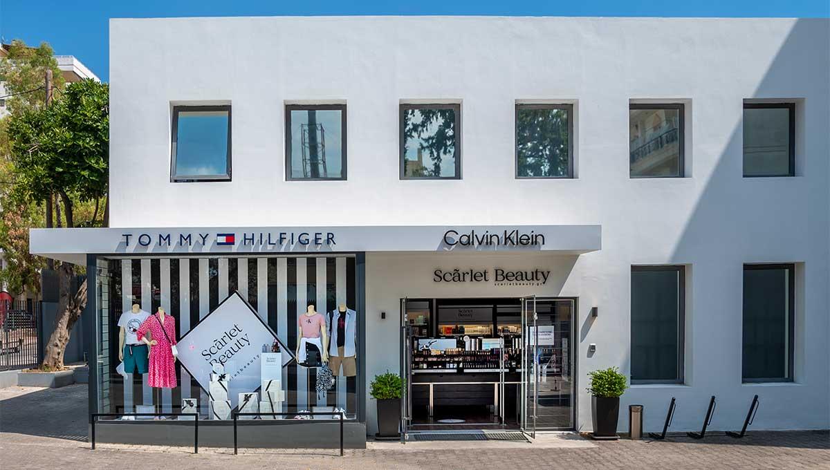 Tommy Hilfiger και Calvin Klein σε νέο fashion outlet στο Χαλάνδρι