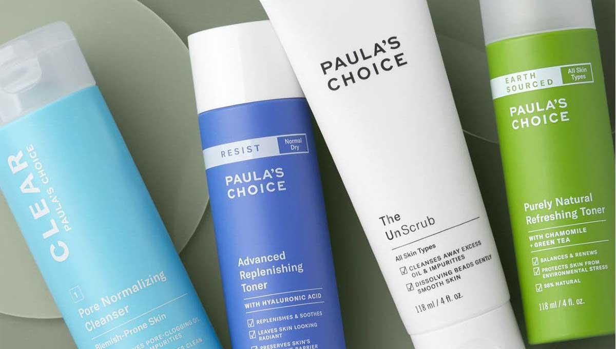 To skincare brand Paula's Choice εξαγοράζει η Unilever