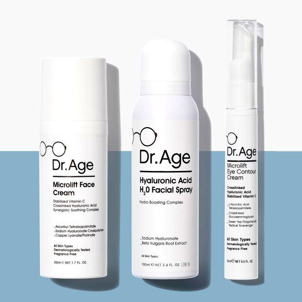 Από τη Φαρμασέρβ η αποκλειστική διάθεση των προϊόντων της Dr.Age