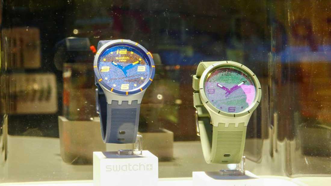 Στην κερδοφορία επέστρεψε η Swatch το α' εξάμηνο του 2021