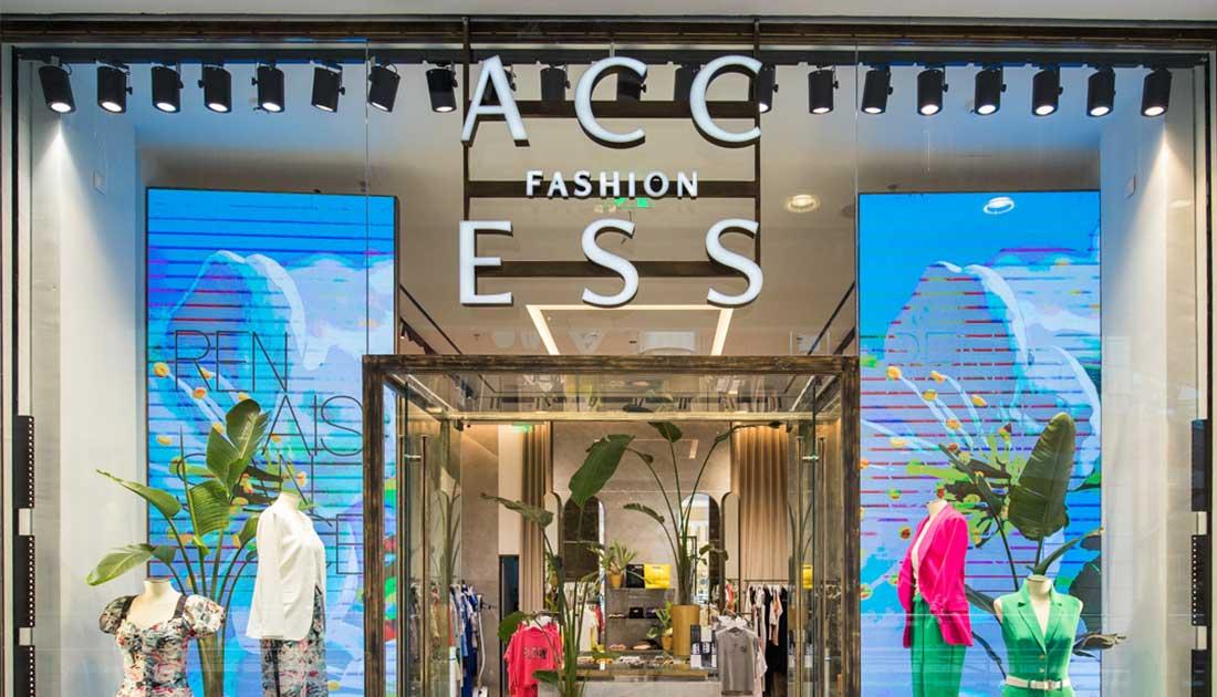 Η Access Fashion επεκτείνει το δίκτυό της