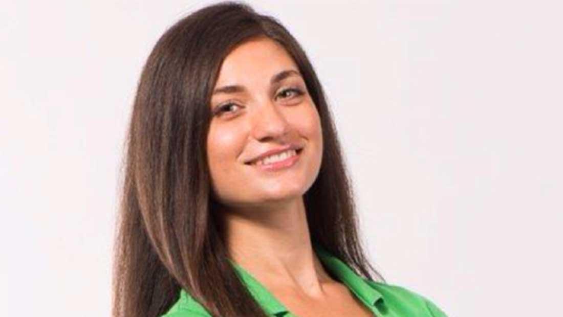 Η Αργίνη Βαλλή, Marketing Manager Balkans στον όμιλο της Estée Lauder