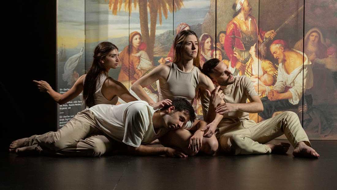 Οι πίνακες της Επανάστασης «ζωντανεύουν» στα πολυκαταστήματα Αttica