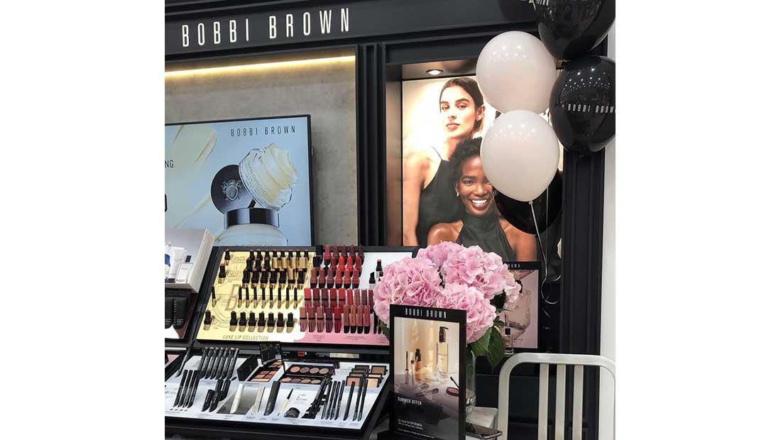 Στην πόλη των Χανίων εγκαινιάζει κατάστημα η Bobbi Brown