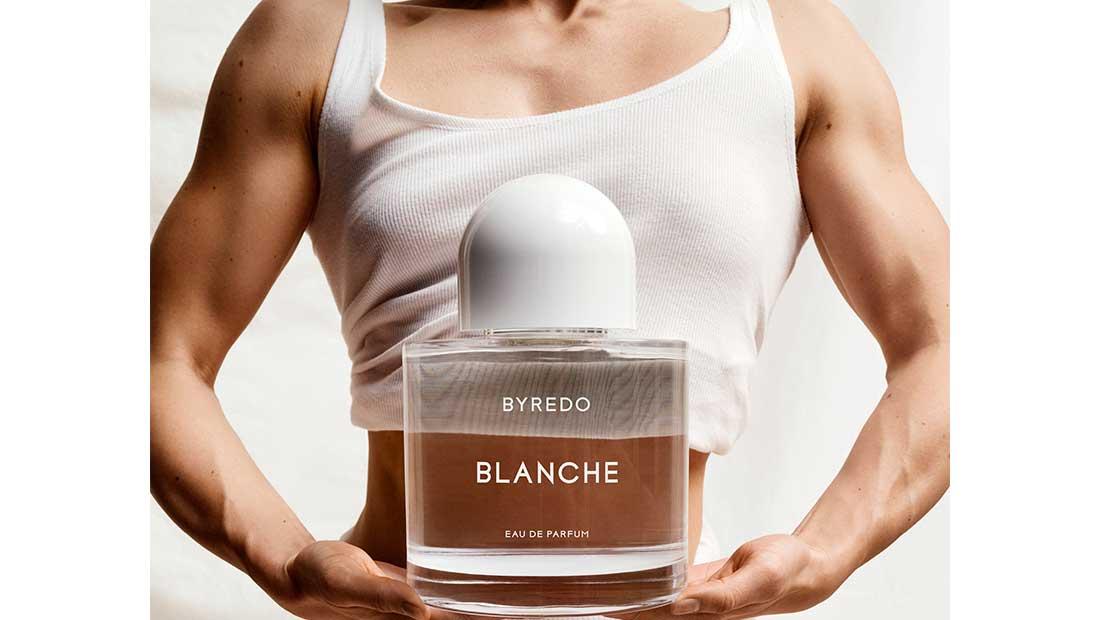 Σε νέο συλλεκτικό μπουκάλι το άρωμα Blanche της Byredo