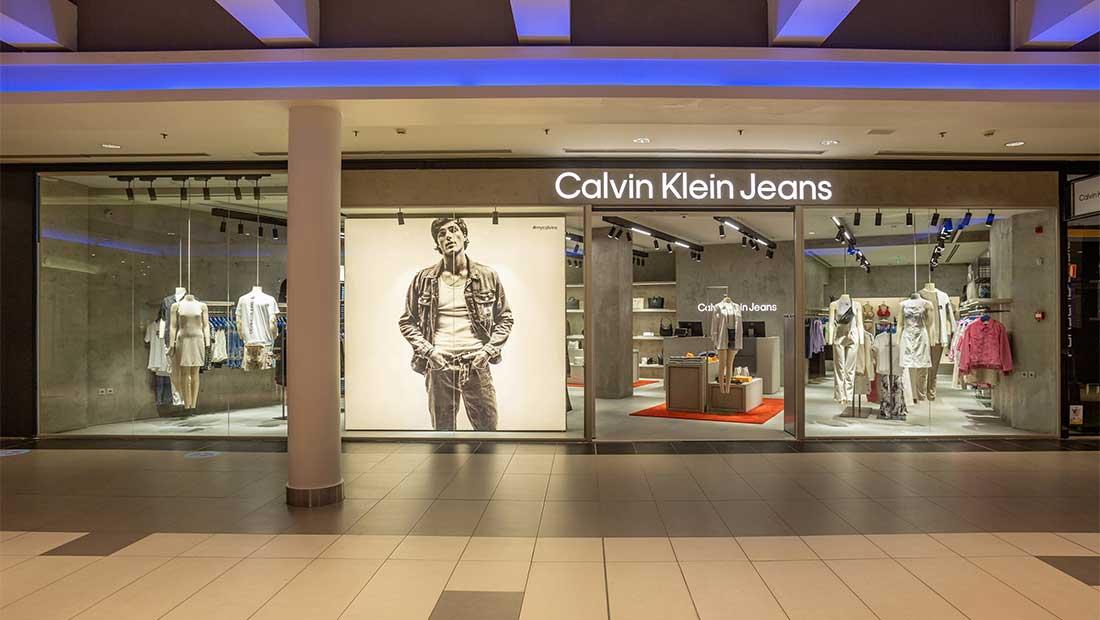 Νέο κατάστημα Calvin Klein Jeans από τη Sarkk στη Θεσσαλονίκη