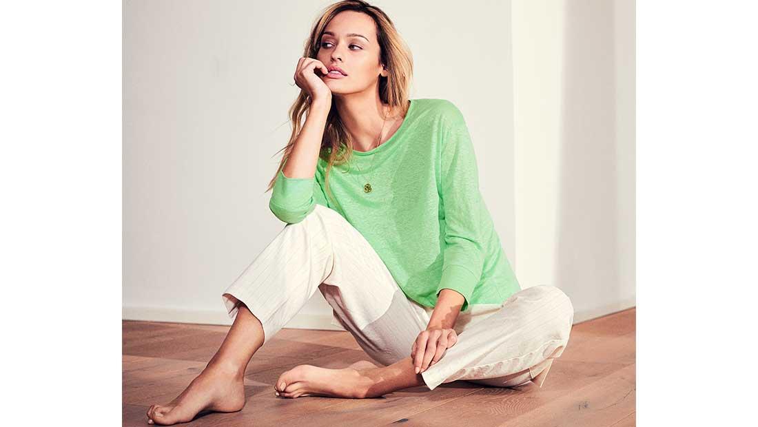Τη Fresh Silk Collection λανσάρει η Falconeri