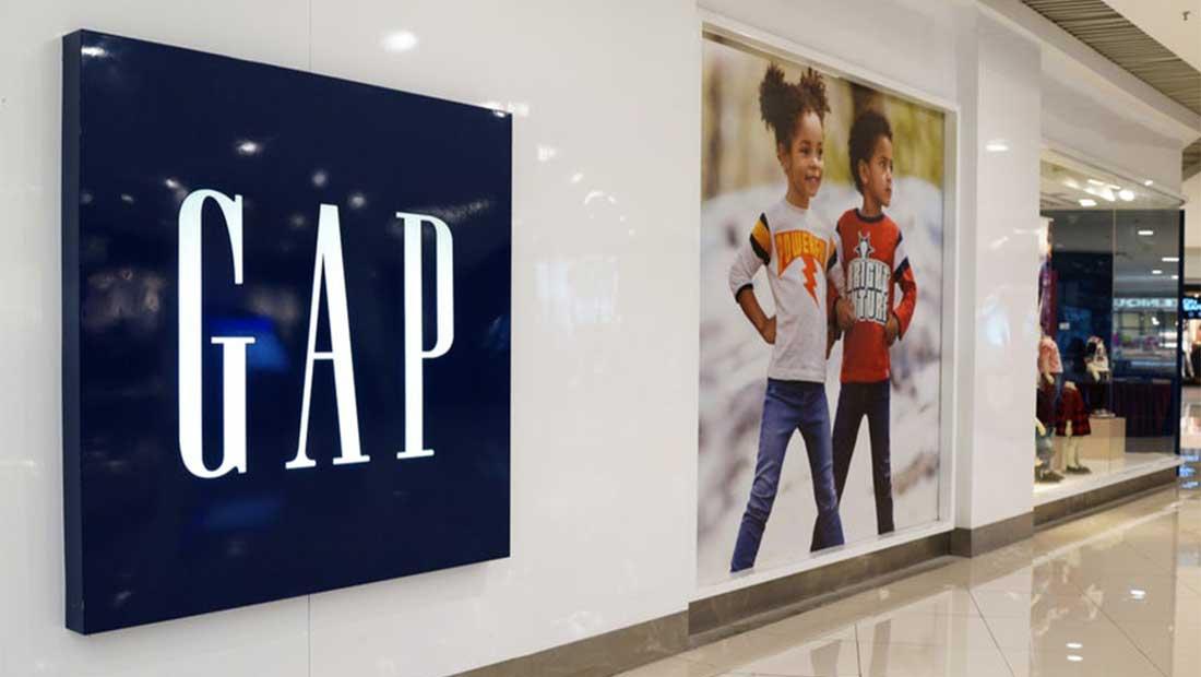Η Gap κλείνει όλα τα καταστήματα της στη Μ. Βρετανία