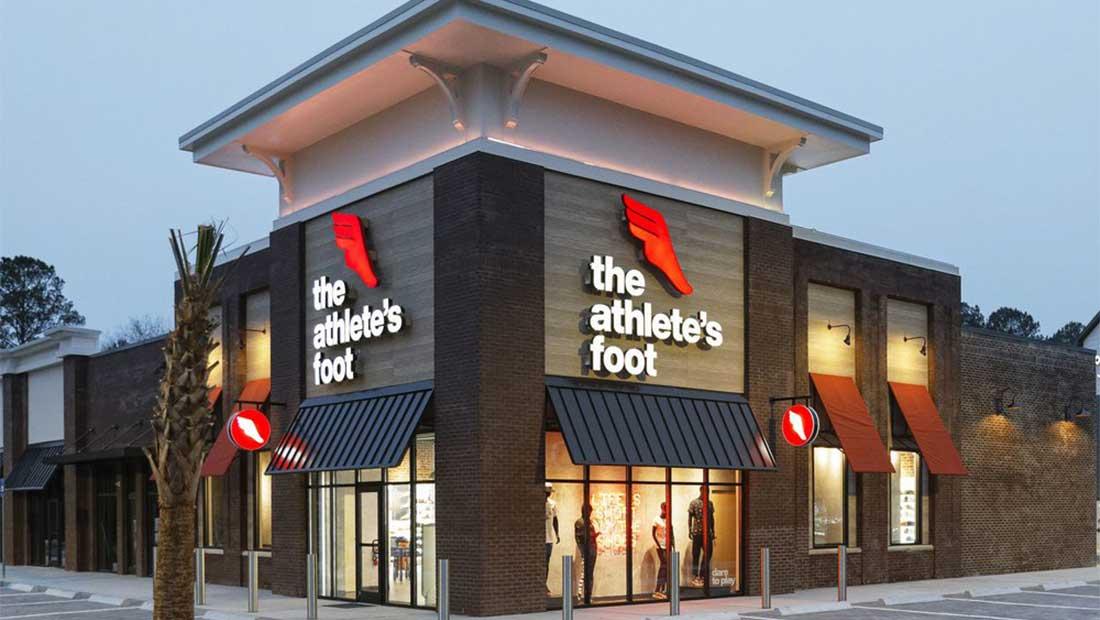 Στην πώληση της Athlete's Foot προχωρά η Intersport International