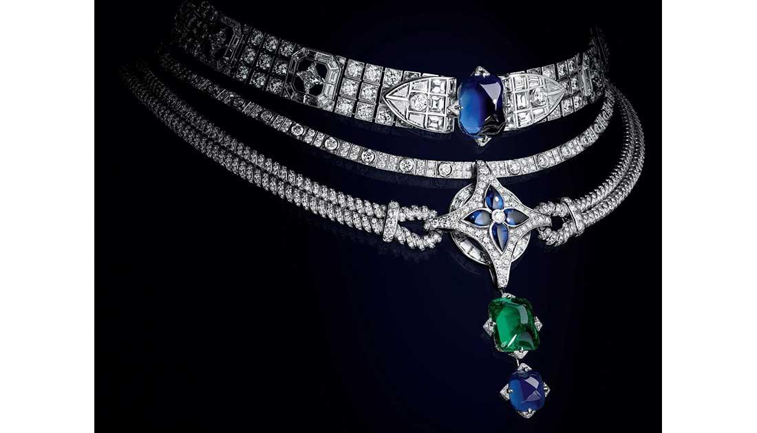 Την πρώτη «high jewellery» συλλογή του παρουσιάζει ο οίκος Louis Vuitton