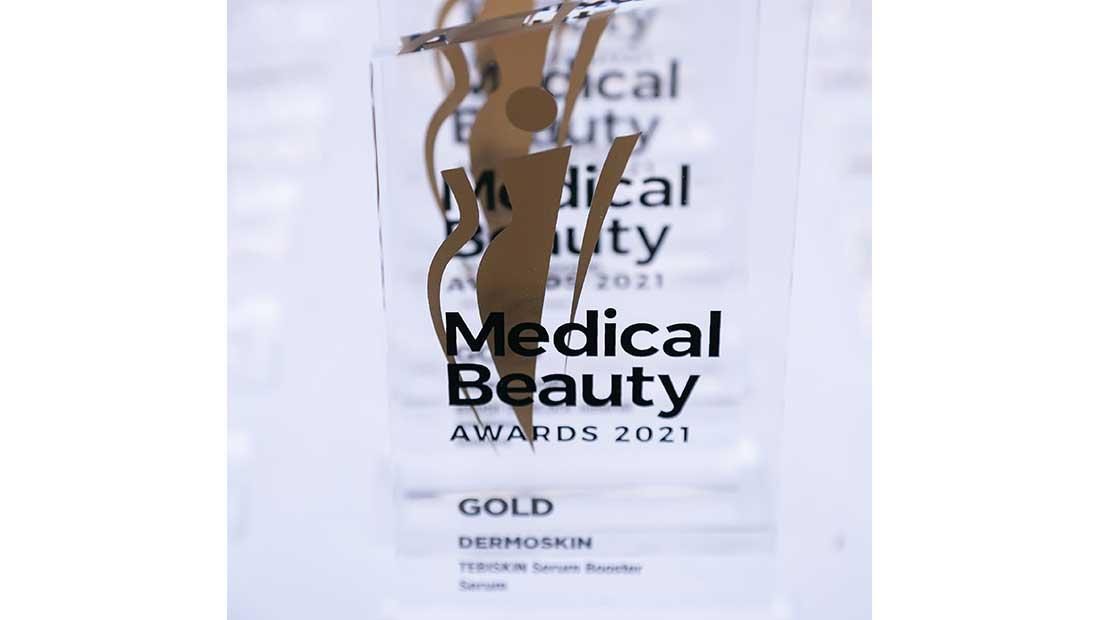 Χθες βράδυ πραγματοποιήθηκε η τελετή απονομής των Medical Beauty Awards 21