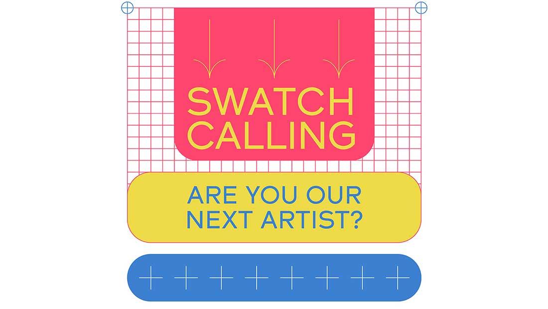 Κάλεσμα προς καλλιτέχνες από 194 χώρες απευθύνει η Swatch