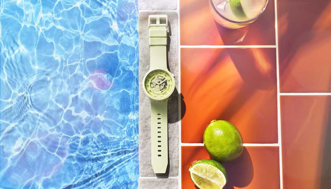Το C-Lime λανσάρει η Swatch