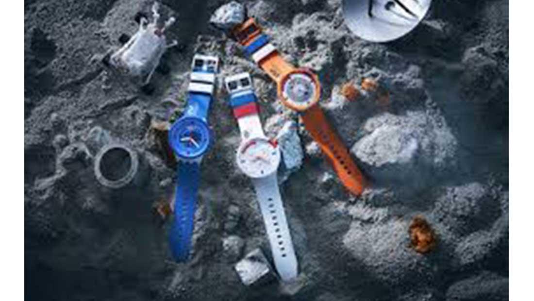 Τη Space Collection λανσάρει η Swatch