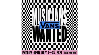 Την έναρξη συμμετοχών στον διαγωνισμό Musicians Wanted 2021 ανακοίνωσε η Vans