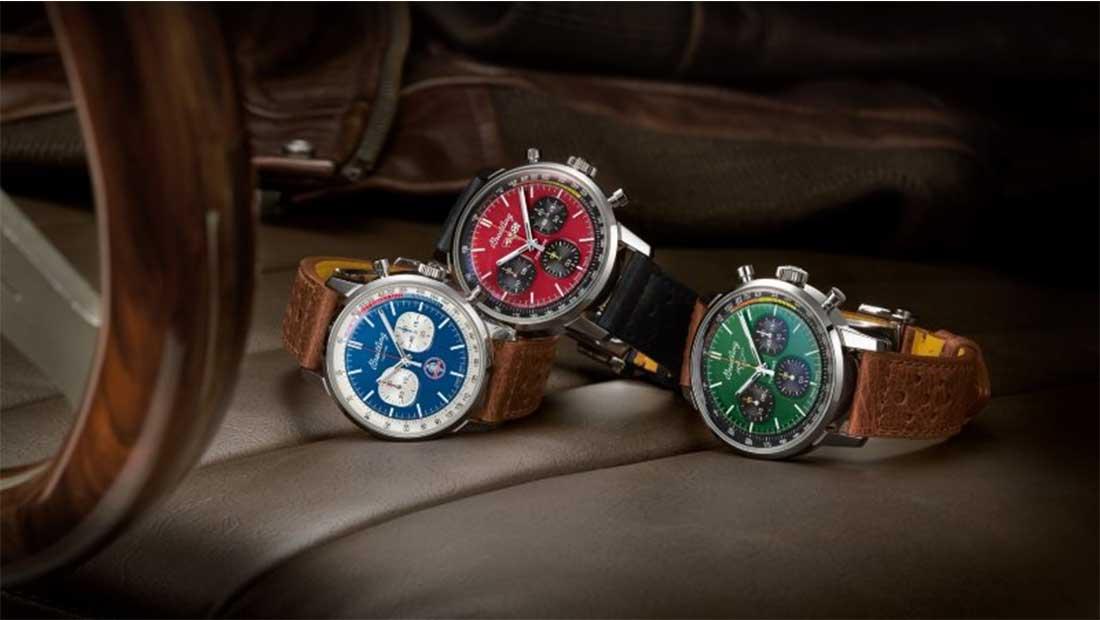 Top Time Classic Cars Squad, η νέα συλλογή της Breitling