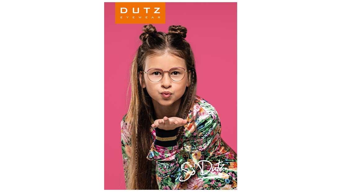 Dutz Κidz, η νέα συλλογή παιδικών σκελετών της Dutz Eyewear