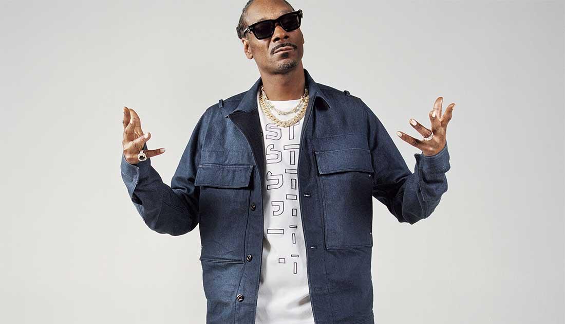 Στην νέα καμπάνια του G-Star πρωταγωνιστεί ο Snoop Dogg
