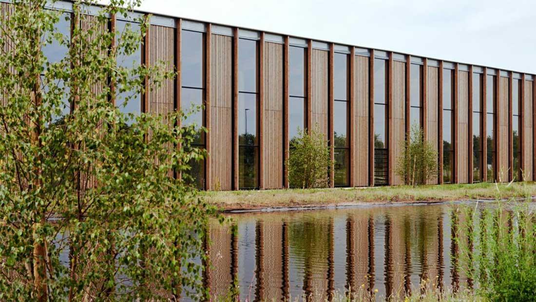 Νέο εργοστάσιο άνοιξε ο οίκος Hermès στη Γαλλία