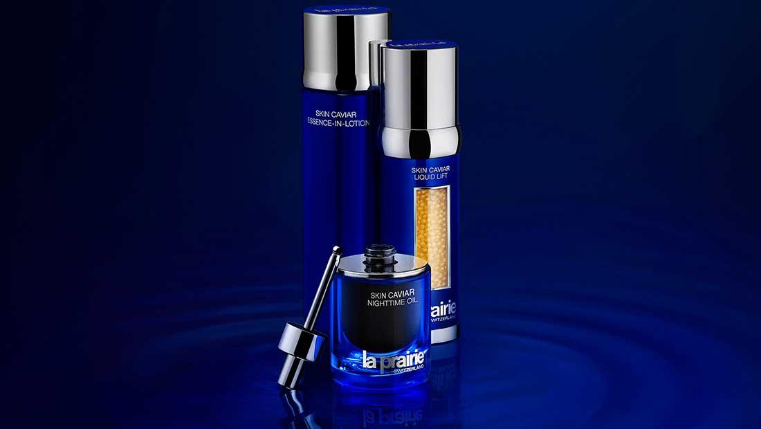 Skin Caviar Nighttime Oil, η νέα προσθήκη στη Skin Caviar της La Prairie