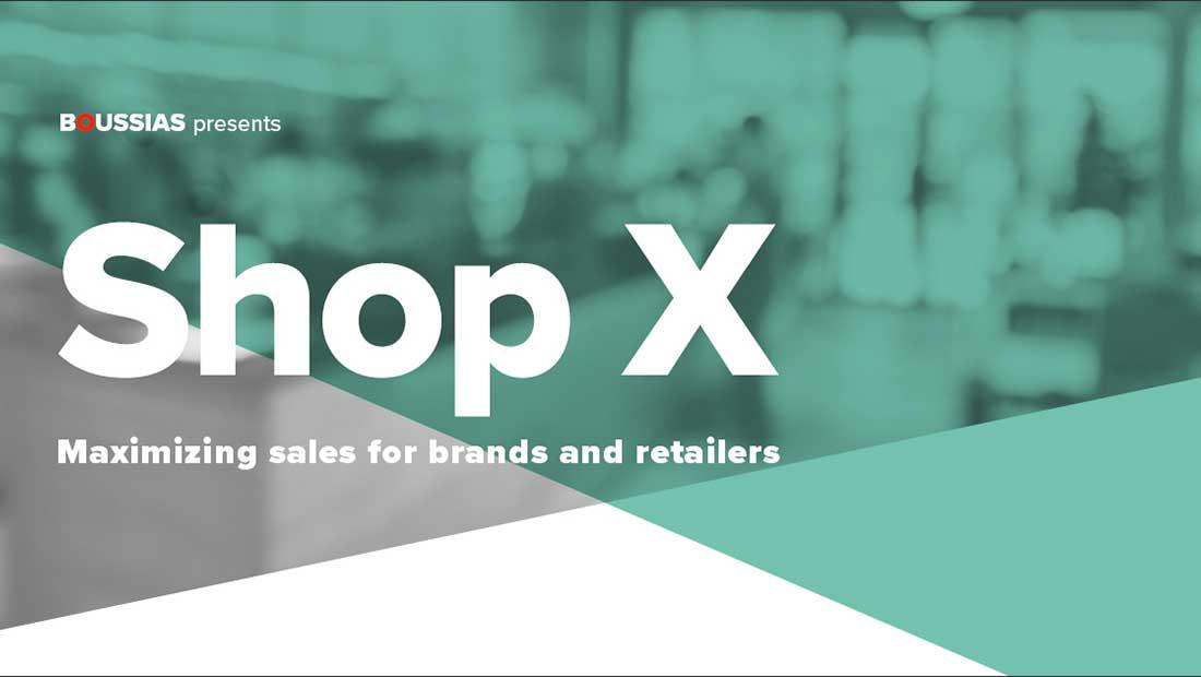 Στις 22/9 το συνέδριο Shop X με πάνω από 20 κορυφαίους ομιλητές