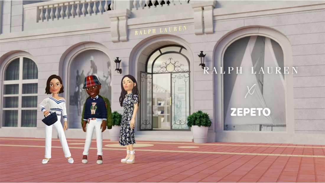 Με την πλατφόρμα 3D avatar Zepeto συνεργάζεται η Ralph Lauren